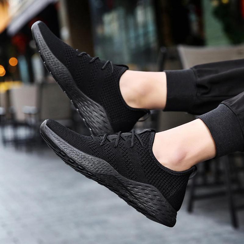 1X-Chaussures-de-course-pour-hommes-Maille-Respirant-Chaussures-pour-hommes-X1R7 miniature 31