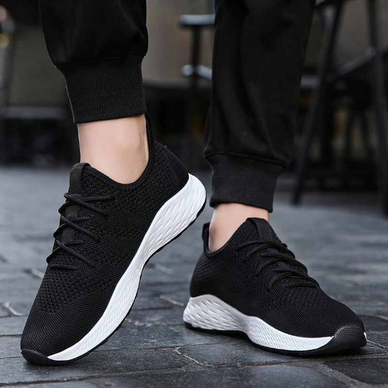 1X-Chaussures-de-course-pour-hommes-Maille-Respirant-Chaussures-pour-hommes-X1R7 miniature 38