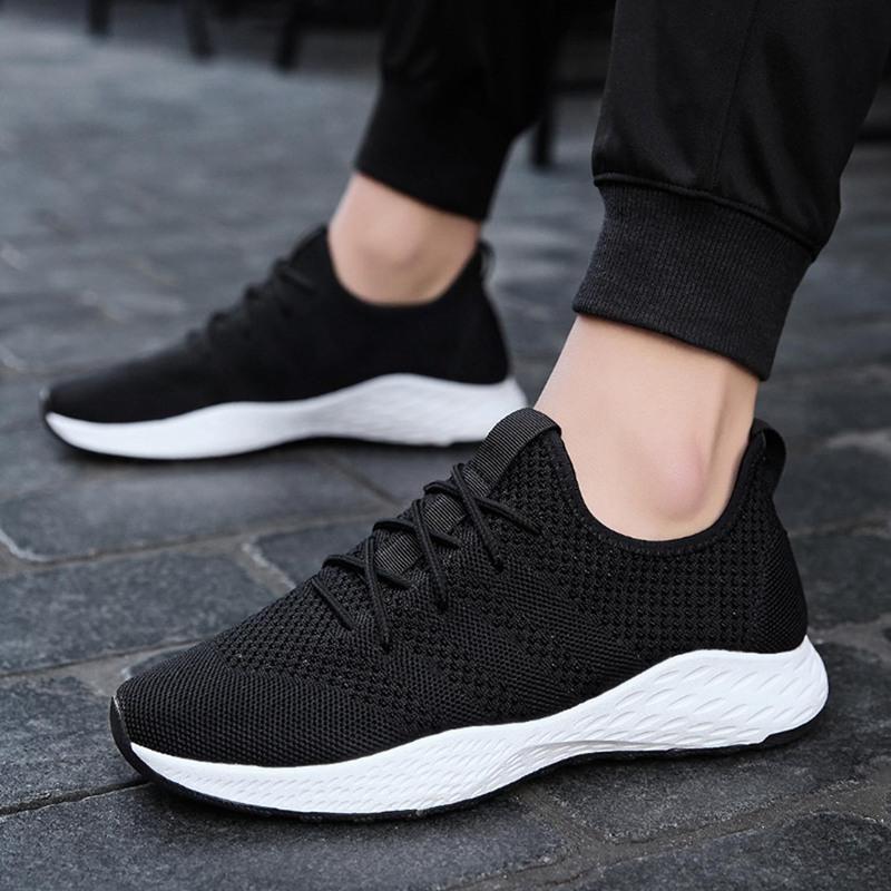 1X-Chaussures-de-course-pour-hommes-Maille-Respirant-Chaussures-pour-hommes-X1R7 miniature 40