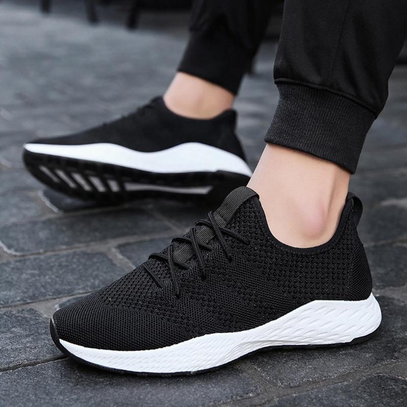 1X-Chaussures-de-course-pour-hommes-Maille-Respirant-Chaussures-pour-hommes-X1R7 miniature 41