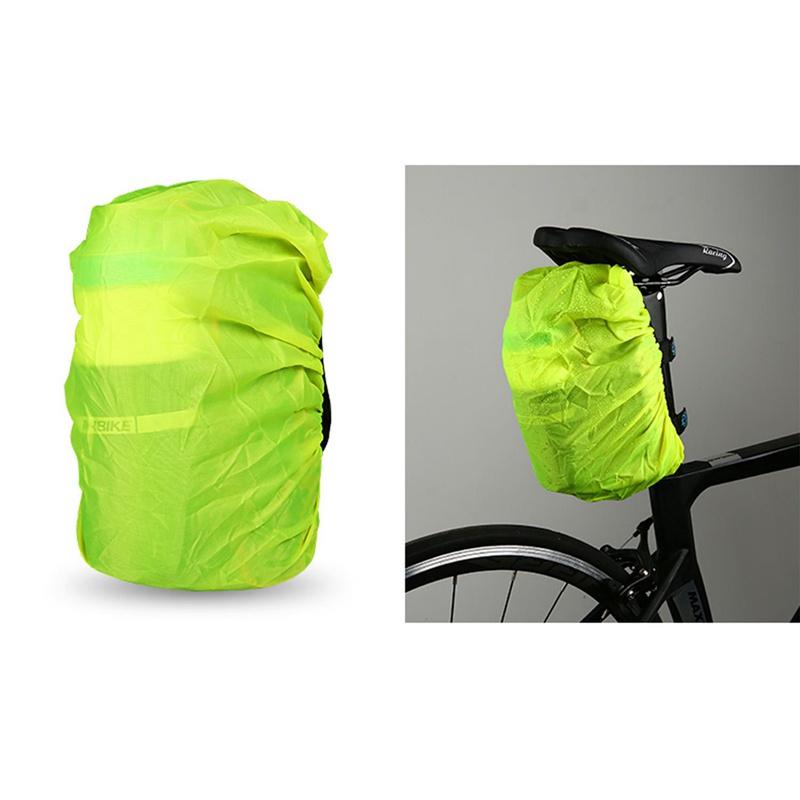 INBIKE-Bolsa-de-sillin-bicicleta-trasera-MTB-impermeable-cola-para-ciclista-tiP8 miniatura 7