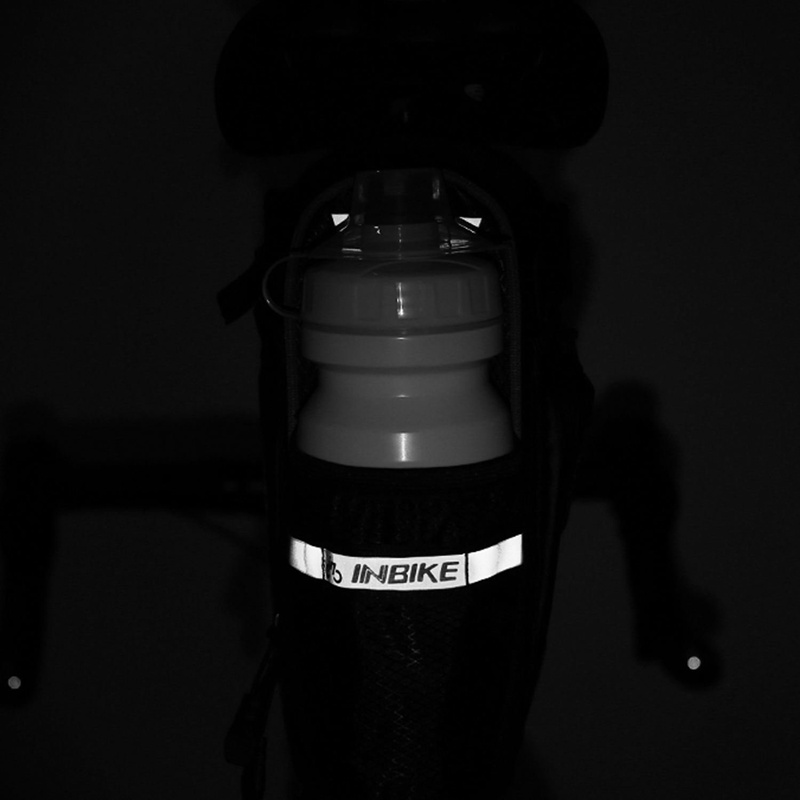 INBIKE-Bolsa-de-sillin-bicicleta-trasera-MTB-impermeable-cola-para-ciclista-tiP8 miniatura 8