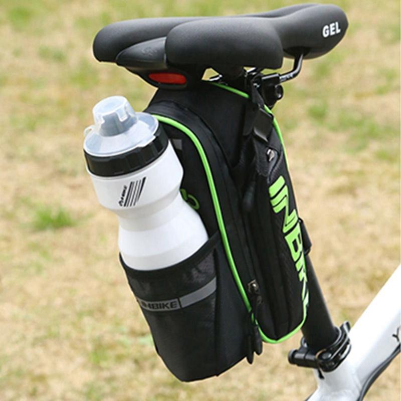 INBIKE-Bolsa-de-sillin-bicicleta-trasera-MTB-impermeable-cola-para-ciclista-tiP8 miniatura 21