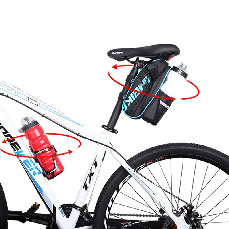 INBIKE-Bolsa-de-sillin-bicicleta-trasera-MTB-impermeable-cola-para-ciclista-tiP8 miniatura 28