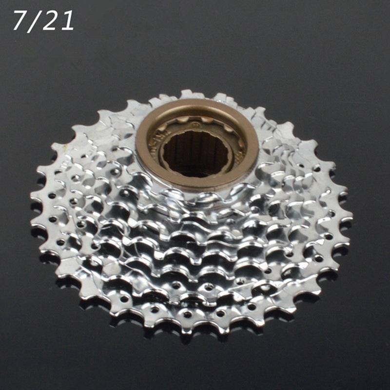 VTT-Velo-de-montagne-Roue-libre-21-Rotation-rapide-Volant-de-bicyclette-Cas-M8R3 miniature 4