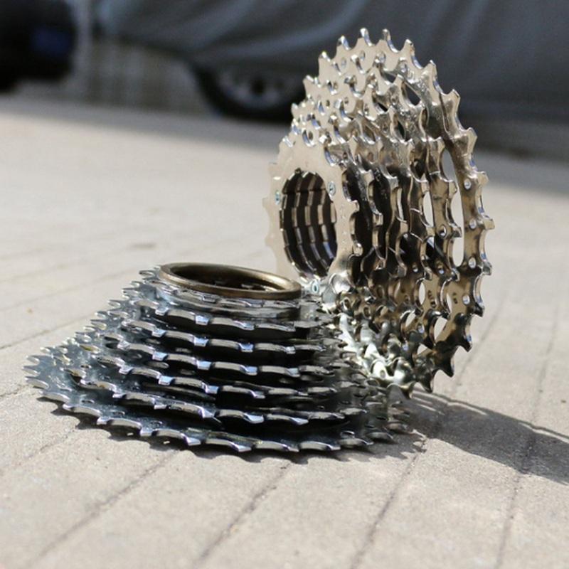 VTT-Velo-de-montagne-Roue-libre-21-Rotation-rapide-Volant-de-bicyclette-Cas-M8R3 miniature 8
