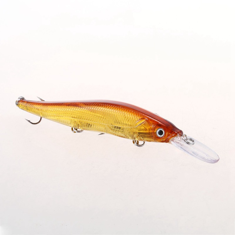 Fishing-Lures-Minnow-Crank-11cm-14g-Tungsten-Weight-System-Hot-Model-Crank-N3I7 thumbnail 5