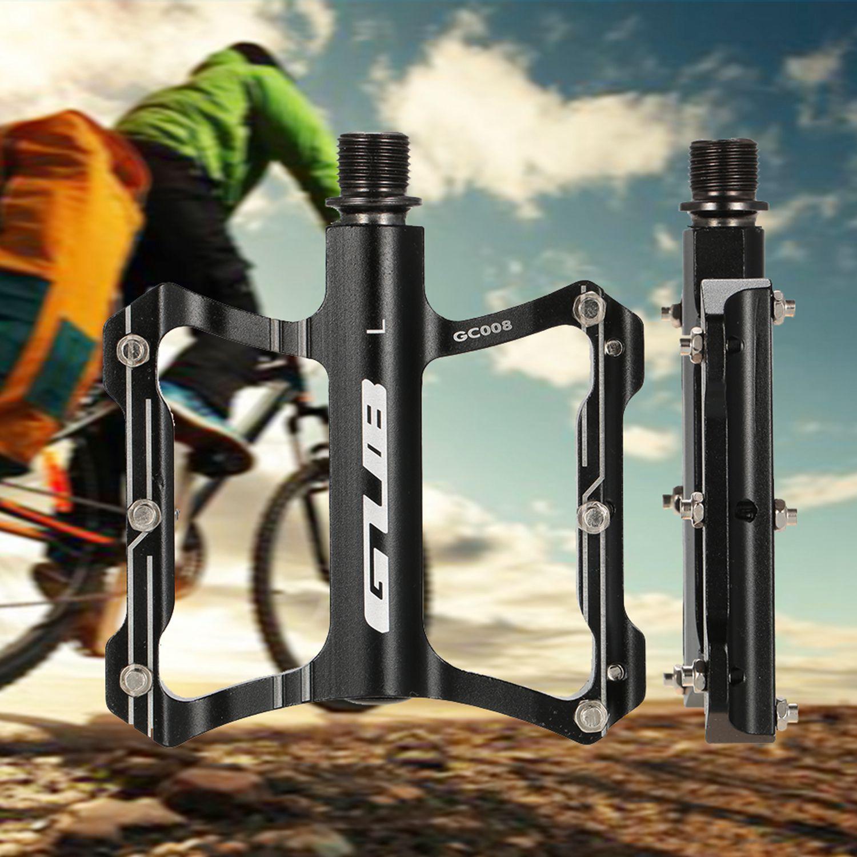 GUB-En-Aluminium-Pedales-De-Velo-Pour-VTT-Antiderapant-Pedale-De-Bicyclette-3G1 miniature 8