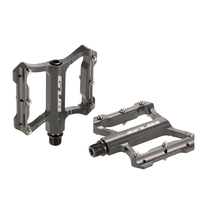 GUB-En-Aluminium-Pedales-De-Velo-Pour-VTT-Antiderapant-Pedale-De-Bicyclette-3G1 miniature 18