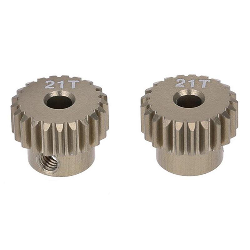 3X-mejor-venta-de-48DP-3-175mm-Motor-Pinon-para-RC-Coche-cepillado-sin-escobillas-Mo-K6S3 miniatura 4