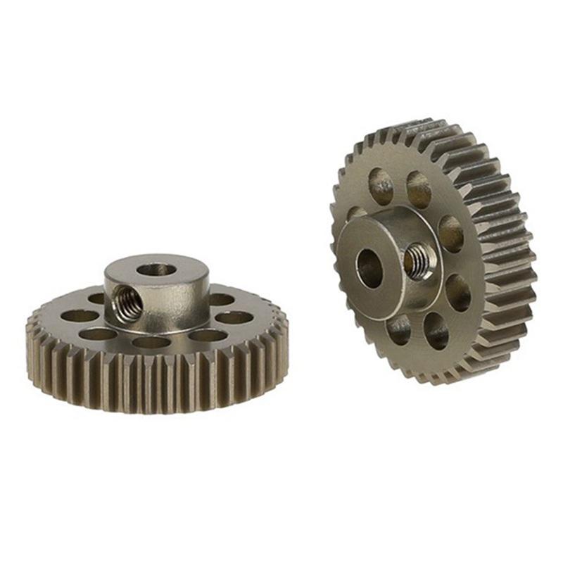 Mejor-venta-48DP-3-175mm-Engranaje-del-pinon-del-motor-para-motor-sin-cepil-T6U8 miniatura 4