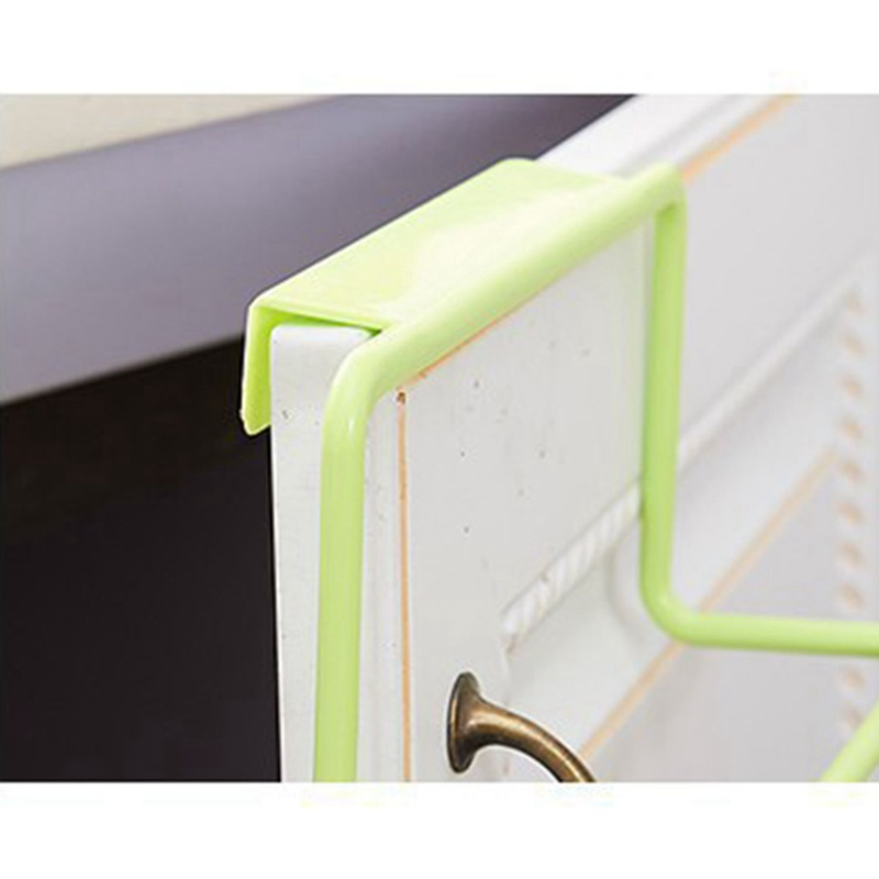 thumbnail 5 - 1X-1Pc-Kitchen-Organizer-Towel-Rack-Hanging-Holder-Bathroom-Cabinet-Cupboa-W3F3