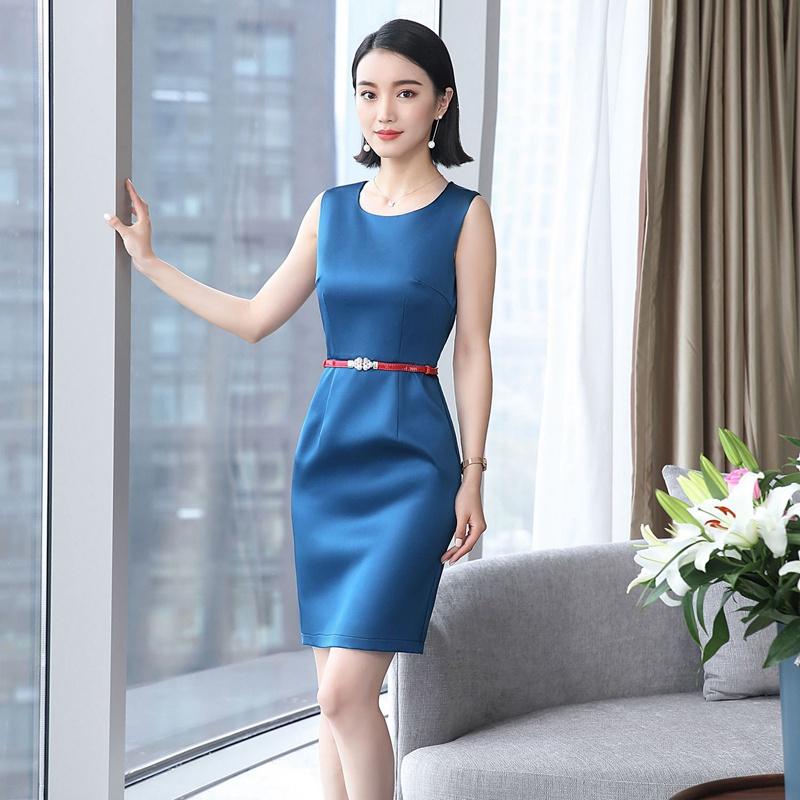 Vestido clasico mujer