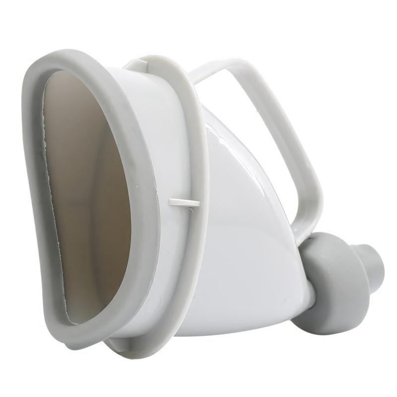 10X(Female Urinal Reusable Portable Funnel Travel Toilet Stove Toilet for O G1G7
