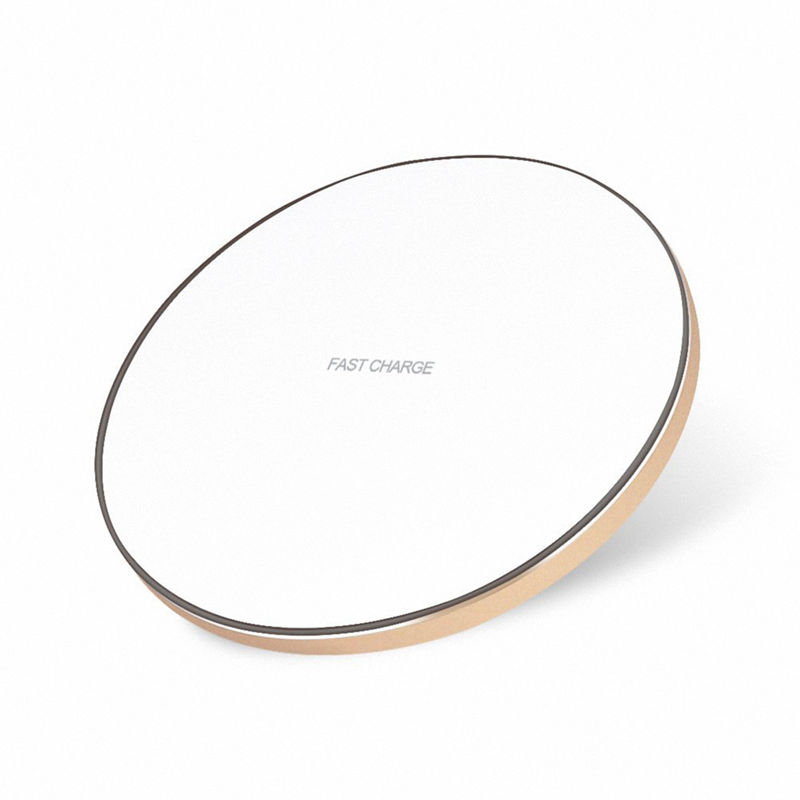 Qi Wireless Charger Android Apples Phone QC 3.0 Quick Charge Pad Modern Fas V6Q8