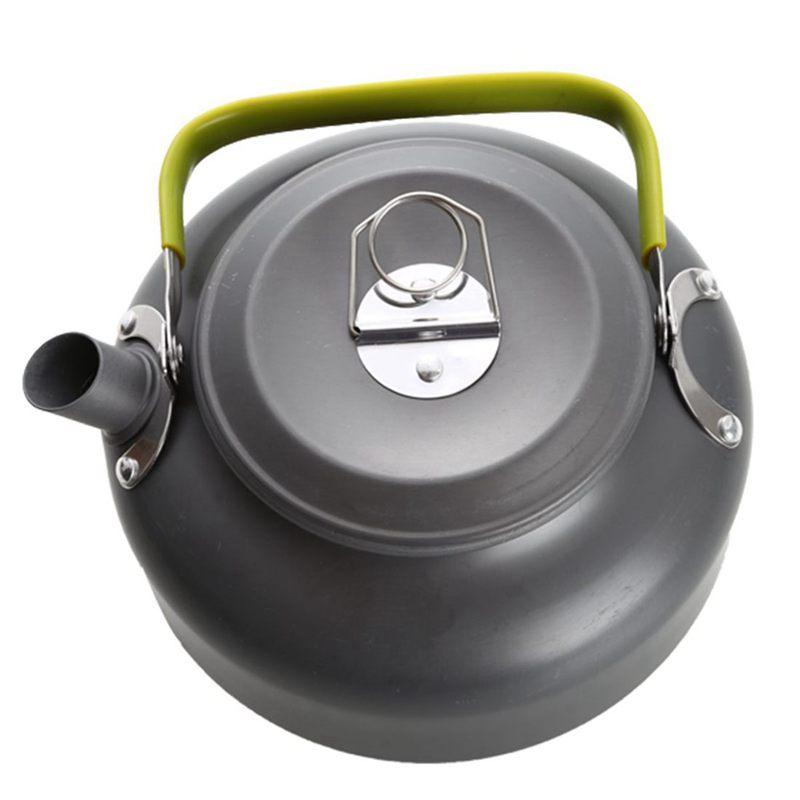 Batterie de cuisine pour randonneur Batterie Camping leger Aluminium Batterie randonneur de cui Z4M7 2d0789