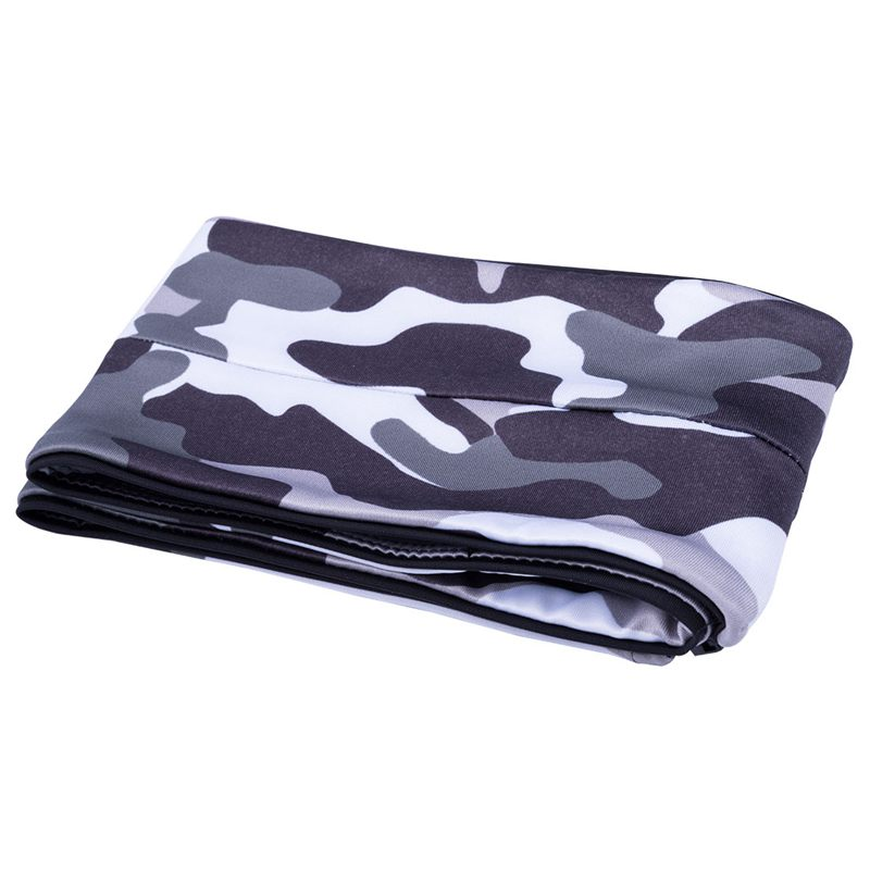 Camouflage-Running-Belt-Fitness-Waist-Belt-Key-Clip-Suitable-for-Gym-WorL1A8 thumbnail 4