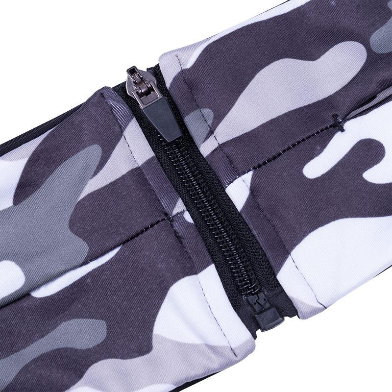 Camouflage-Running-Belt-Fitness-Waist-Belt-Key-Clip-Suitable-for-Gym-WorL1A8 thumbnail 6