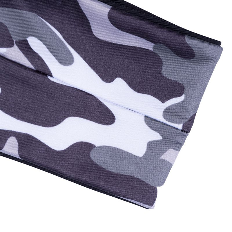 Camouflage-Running-Belt-Fitness-Waist-Belt-Key-Clip-Suitable-for-Gym-WorL1A8 thumbnail 7