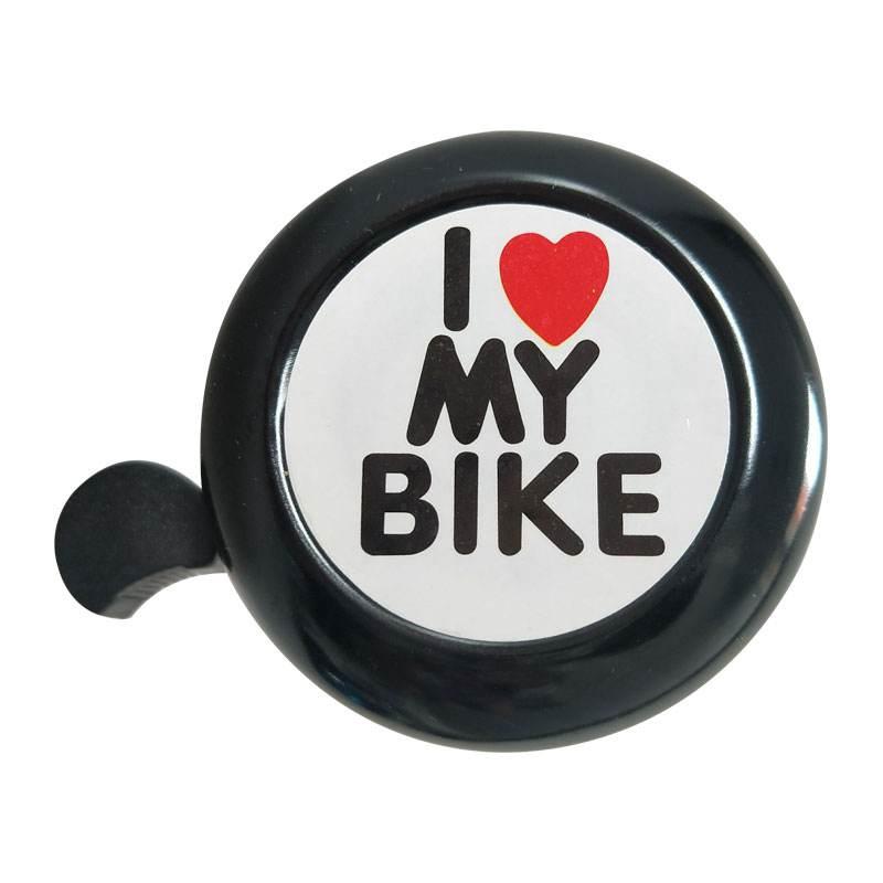 80X(Fahrrad Bell - ' I Like My Fahrrad' Fahrrad Horn - Loud Aluminum Fahrrad Ring Mi J9A2