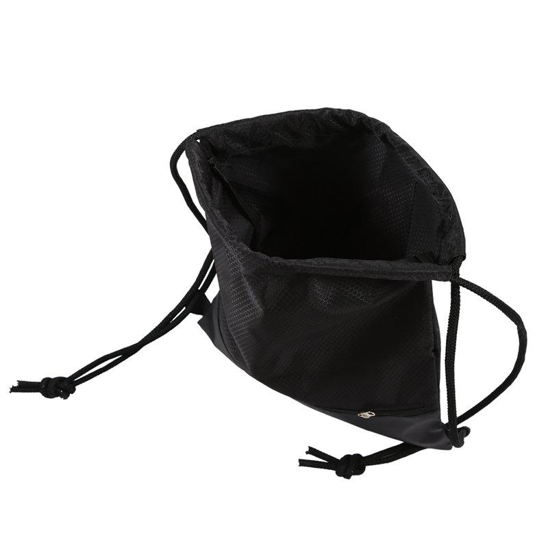 Sports-Bag-Waterproof-Gym-Bag-Large-Capacity-Drawstring-Bag-Foldable-Sack-DG1S7 thumbnail 13