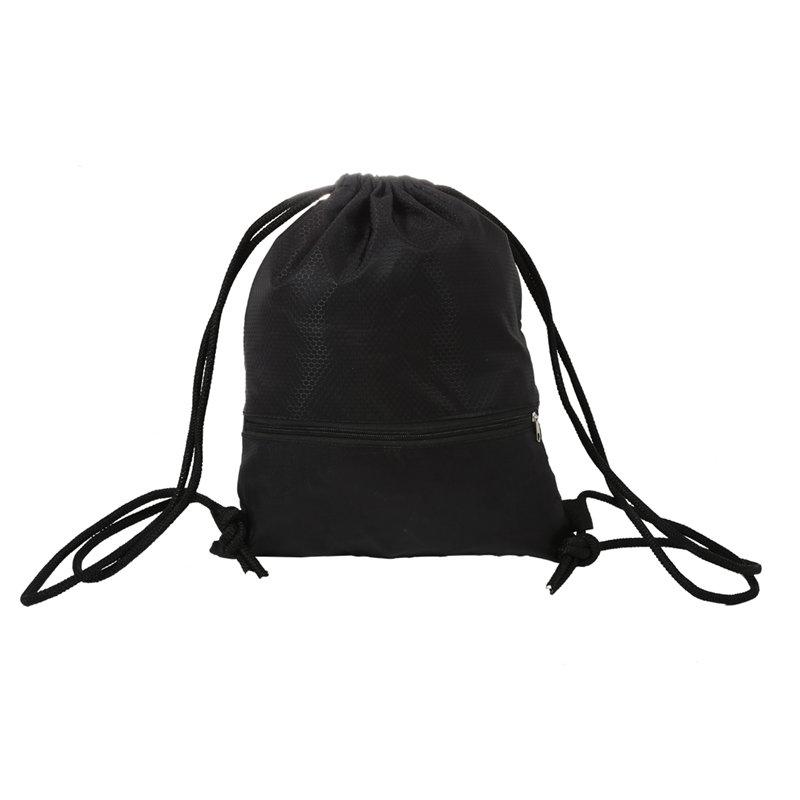 Sports-Bag-Waterproof-Gym-Bag-Large-Capacity-Drawstring-Bag-Foldable-Sack-DG1S7 thumbnail 14