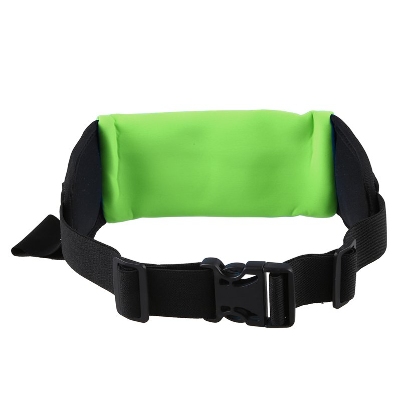 1X-Running-Belt-Waist-Pack-Pouch-Reflective-Water-Resistant-Cell-Phone-Hold-K7O5 thumbnail 4