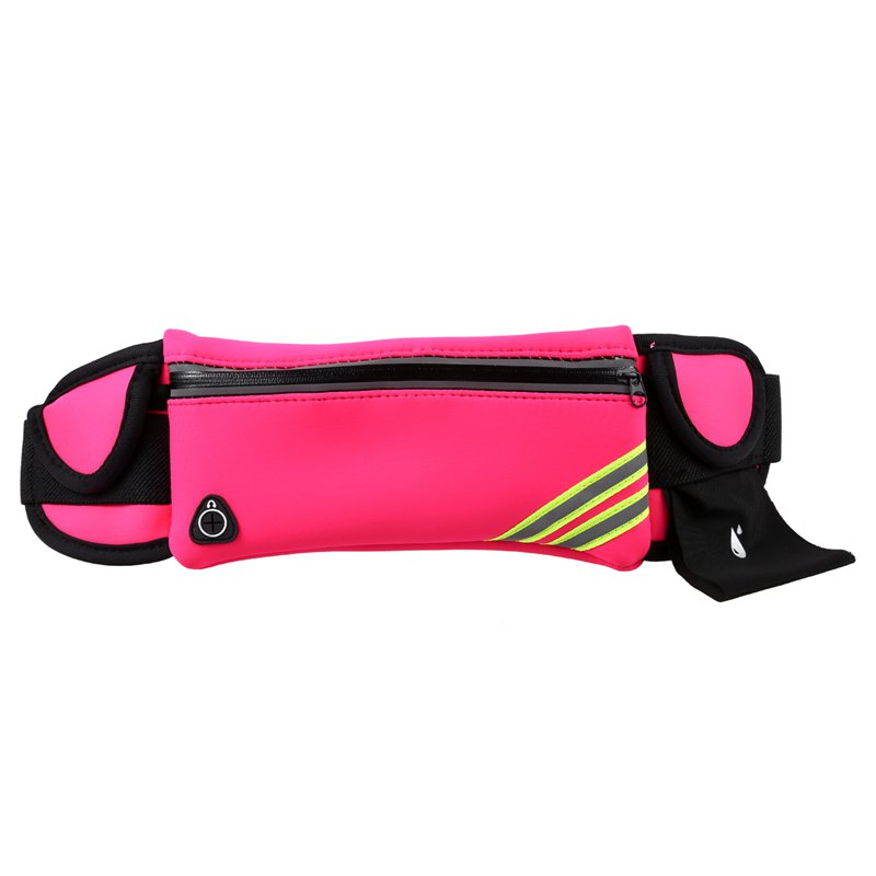 1X-Running-Belt-Waist-Pack-Pouch-Reflective-Water-Resistant-Cell-Phone-Hold-K7O5 thumbnail 12