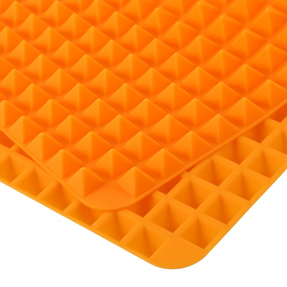 Silikon-Antihaft-gesunde-Kochen-Backmatte-mit-Pyramide-Oberflaeche-16-Zoll-F5L9 Indexbild 6