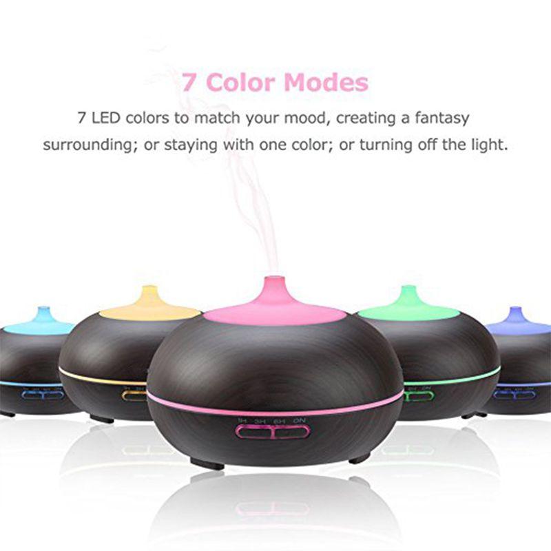 Humide-Humidificateur-a-Brume-Humide-Cool-Brume-300-ml-avec-Lumieres-LED-de-W7J3