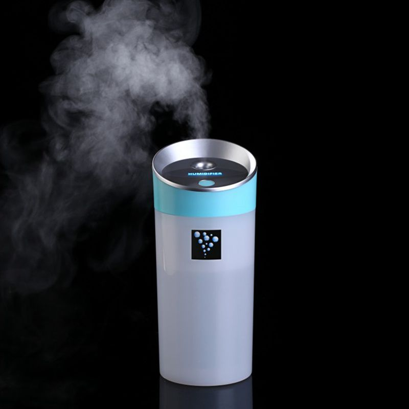 300-ML-Ultraschall-luftbefeuchter-USB-Auto-Luftbefeuchter-Mini-Aroma-ESSEN-R4Q7 Indexbild 18
