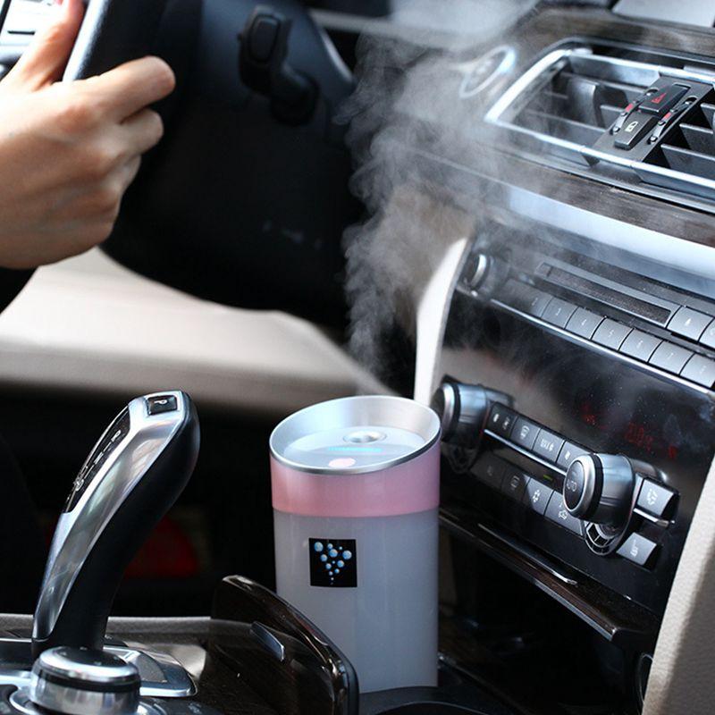 300-ML-Ultraschall-luftbefeuchter-USB-Auto-Luftbefeuchter-Mini-Aroma-ESSEN-R4Q7 Indexbild 23