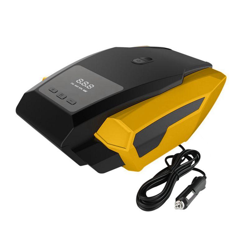 3x (auto LED Digital visualización aire compressor portátiles inflables bomba 12v au js