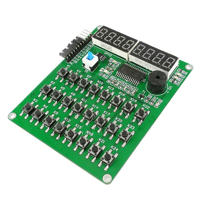 TM1638-Digital-Display-Development-Board-24-keyboard-scanning-STC-serial-G6C4