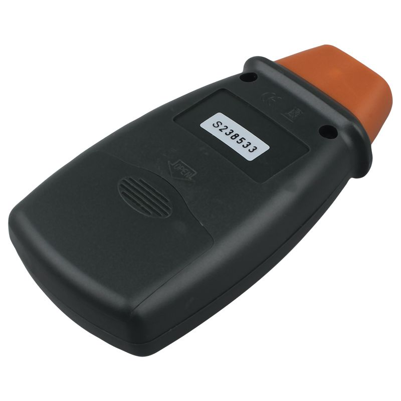 Profesional Digital Tacometro de foto laser Sin contacto RPM Tacometro Nara