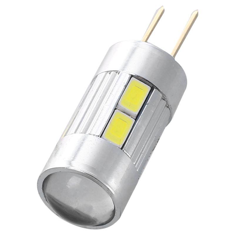 5W-G4-Bulbs-10-SMD-5730-480-lm-Warm-White-light-DC-12-V-M3S2-D01 thumbnail 3