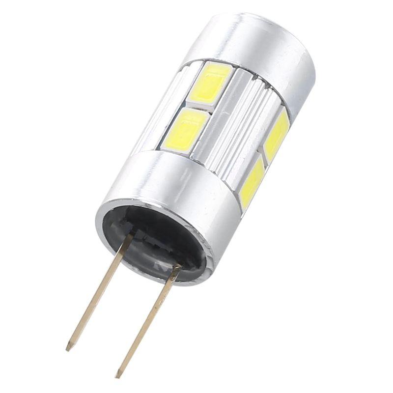 5W-G4-Bulbs-10-SMD-5730-480-lm-Warm-White-light-DC-12-V-M3S2-D01 thumbnail 4