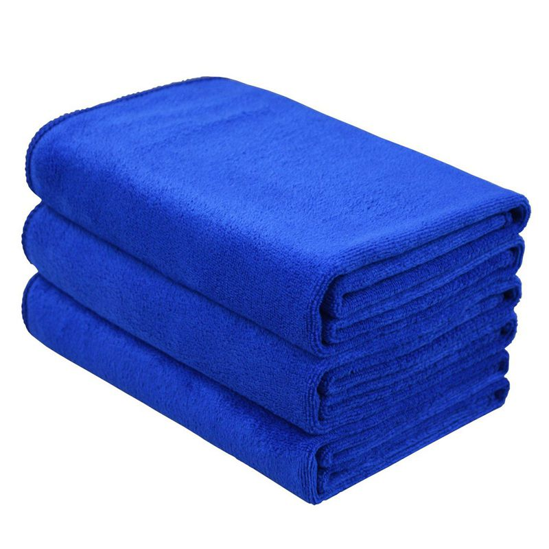 Microfibre Towels Gym Towels Quick Dry Sports Camping 3Pack 40cm X80cm Q3N1