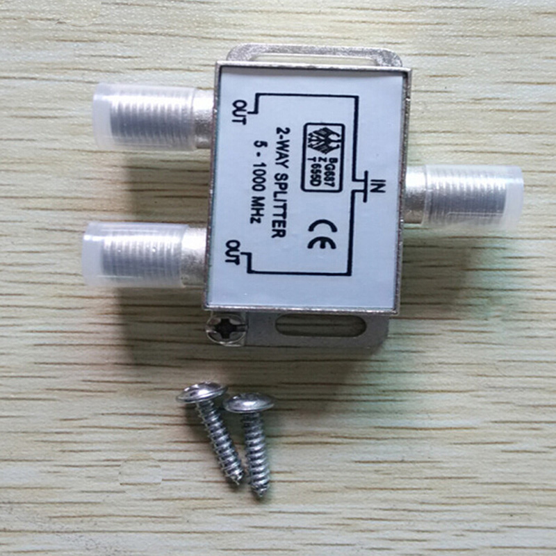 Splitter-Combiner-2-way-5-1000MHz-Splitter-F3A7 thumbnail 3