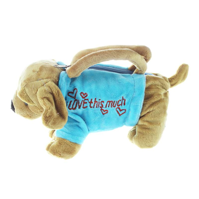 3D-Dog-Bags-Kid-Toys-Sac-A-Main-25-10Cm-G5X4 miniature 11