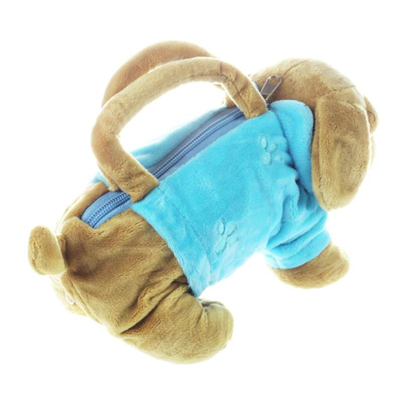 3D-Dog-Bags-Kid-Toys-Sac-A-Main-25-10Cm-G5X4 miniature 12