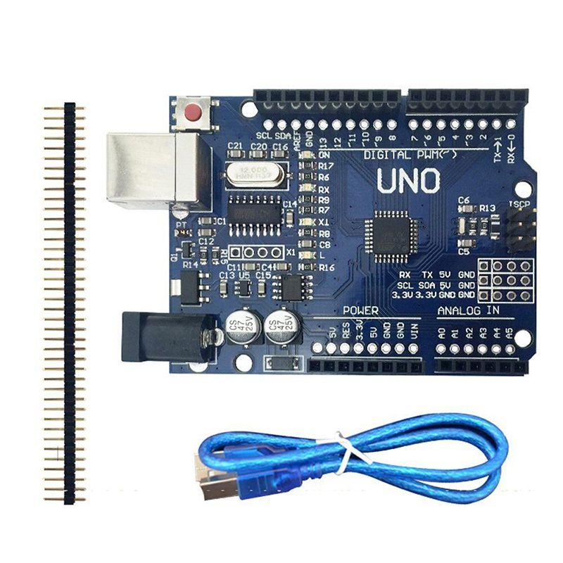 Tablero-UNO-R3-Mini-USB-Cable-USB-para-Arduino-ATmega328P-CH340G-para-Reemplaz