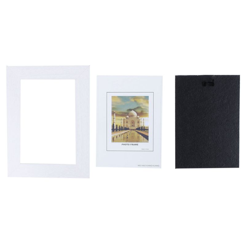 Photo-Frame-Wood-Effect-Frames-Poster-Frames-For-Photos-Picture-Frame-Image-w-G8 thumbnail 3