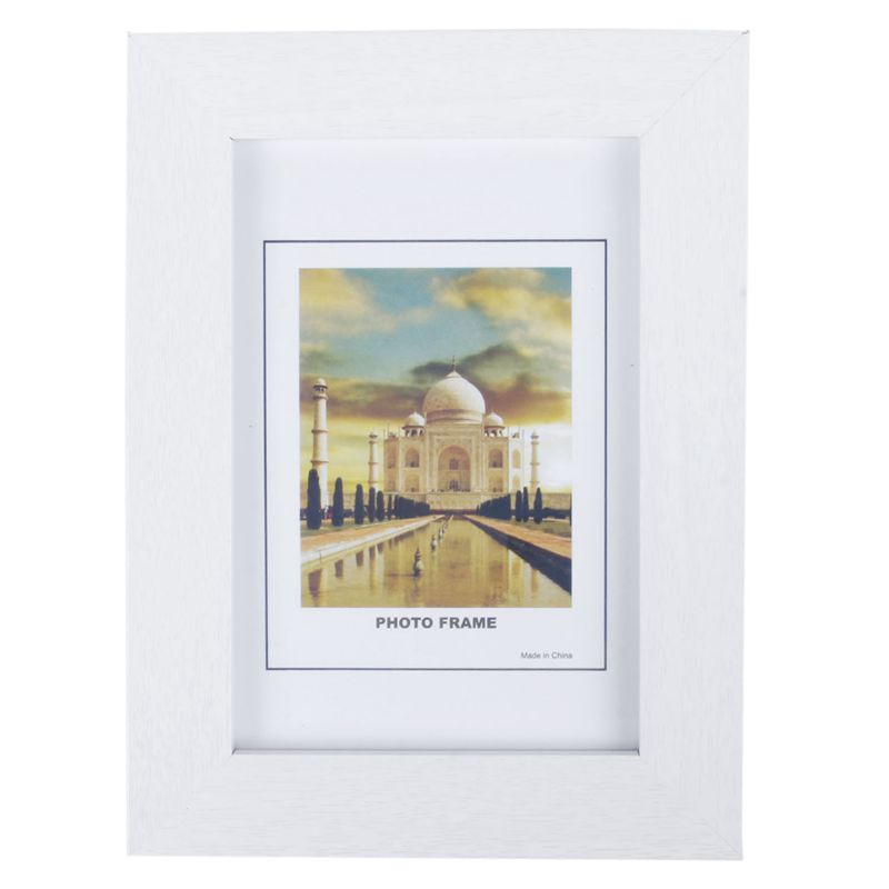 Photo-Frame-Wood-Effect-Frames-Poster-Frames-For-Photos-Picture-Frame-Image-w-G8 thumbnail 2