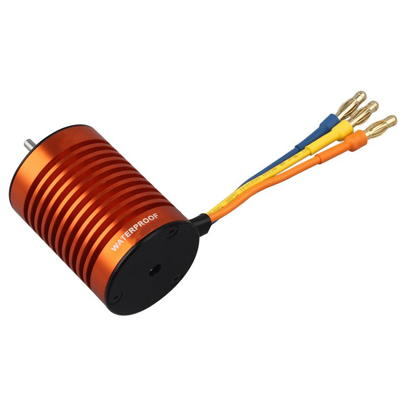 Image is loading Waterproof-F540-3300KV-Brushless-Motor-with-45A-ESC-