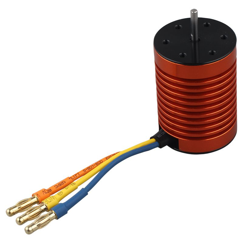 Waterproof F540 3300KV Brushless Motor with 45A ESC Combo Set for 1 10 RC C I5