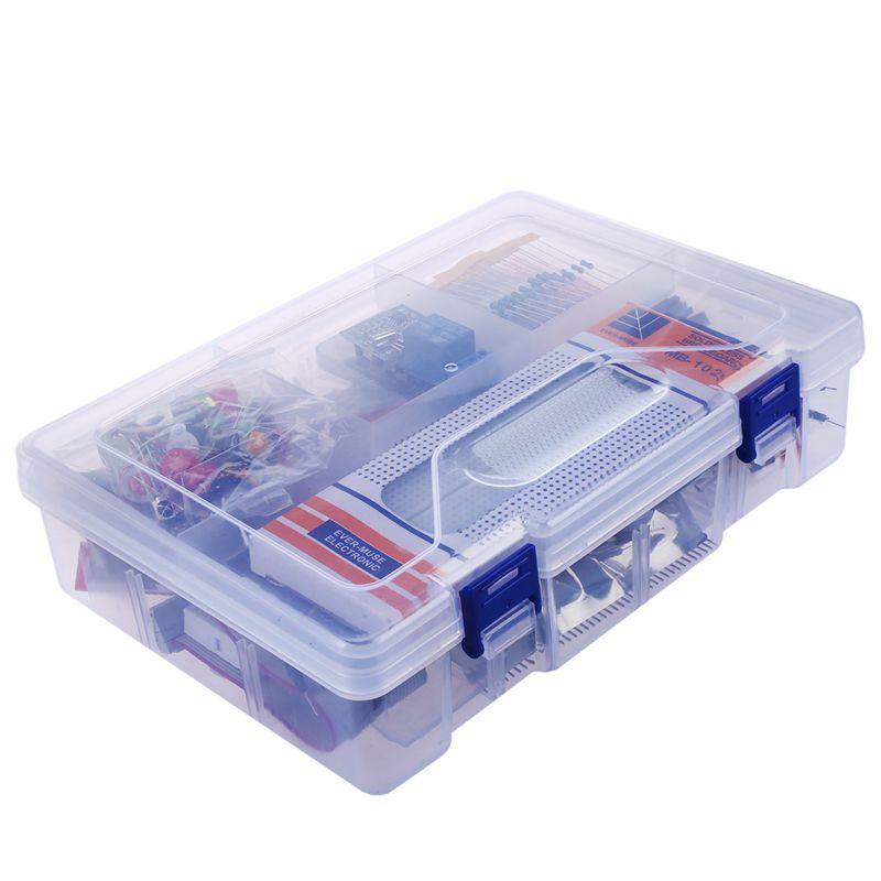 Nuevo-Kit-de-motor-de-arranque-R3-UNO-ultimo-para-Arduino-1602LCD-RTC-servo-P1E2