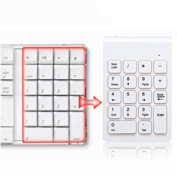 Wireless-2-4GHz-18-Keys-Number-Pad-Numeric-Keypad-Keyboard-for-Laptop-PC-amp-I4N2 thumbnail 6