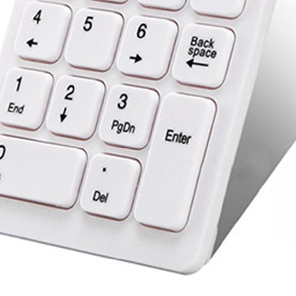 Wireless-2-4GHz-18-Keys-Number-Pad-Numeric-Keypad-Keyboard-for-Laptop-PC-amp-I4N2 thumbnail 8