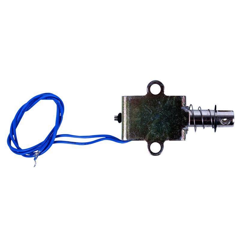 DC 12V Ziehen Art oeffnen Rahmen Magnetventil Elektromagneten C1X2 ...